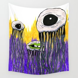 puppydog eyes Wall Tapestry