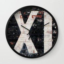 Exit, Left Wall Clock