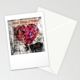 Judge Donald Trump Stationery Cards