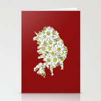 iceland Stationery Cards featuring Iceland by Ursula Rodgers