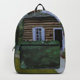 Summer at the Cabin Backpack