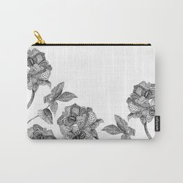 Dancing floral Carry-All Pouch
