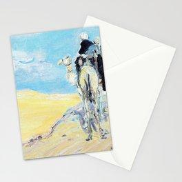 Sandstorm in the Libyan Desert - Digital Remastered Edition Stationery Cards