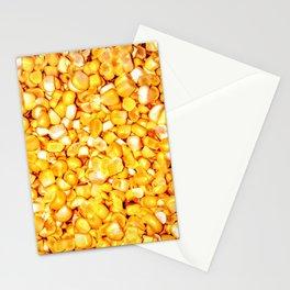 Kernel Corn Stationery Cards