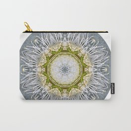 White Gum Florii Carry-All Pouch
