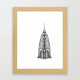 Chrysler Framed Art Print