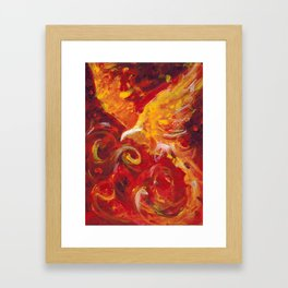 Pheonix Bright  Framed Art Print