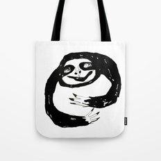 Sloth Hugs Tote Bag