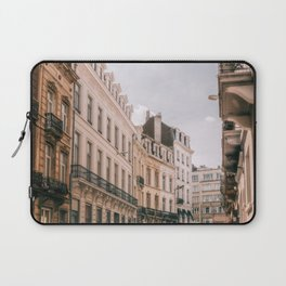 Beautiful Old Architecture in Brussels Belgium Laptop Sleeve
