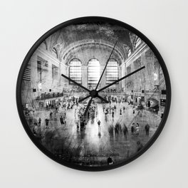 Grand Central Terminal Wall Clock