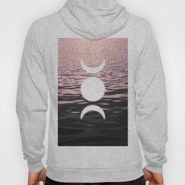 Moon at Sunset Hoody
