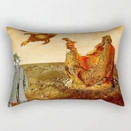 Benoit Réctangle  sur Uranus  Rectangular Pillow