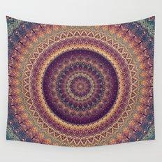 Mandala 541 Wall Tapestry