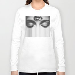 Third Eye Galaxy Long Sleeve T-shirt