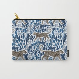 Leopard Dreams Carry-All Pouch