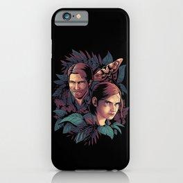 Lose Myself Ellie and Joel Last of Us iPhone Case