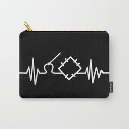 Quilting Heartbeat Carry-All Pouch