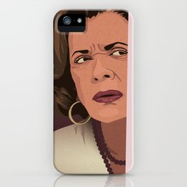 Lucille 1 iPhone Case