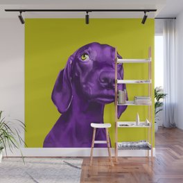 The Dogs: Guy Wall Mural