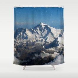 Landscape 08.01 Shower Curtain