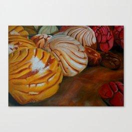 En la Panaderia  Canvas Print