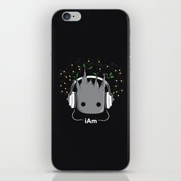 i Am iPhone Skin