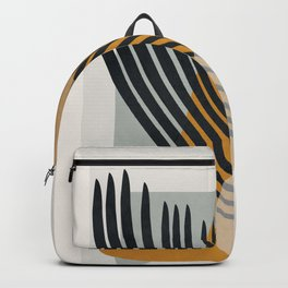 Abstract Shapes 33 Backpack