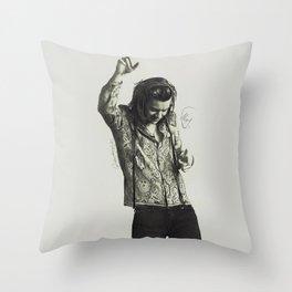 Harry Styles #1 Throw Pillow