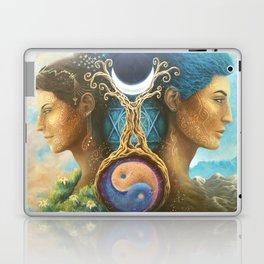 Ardhanarishvara Laptop & iPad Skin
