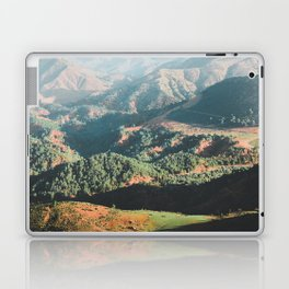Layers of the Atlas Mountains, Africa Laptop & iPad Skin