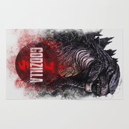 Godzilla II Rug