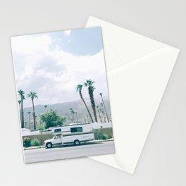 California Camper Stationery Cards