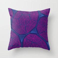 Tidepool Geo Throw Pillow