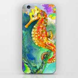 Seapony Ride iPhone Skin