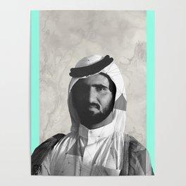 Mohammed Bin Rashed Poster