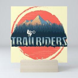 Trailriders Mini Art Print
