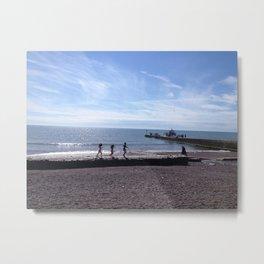 Sea Metal Print