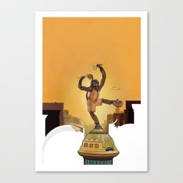 Mighty New Yorker Canvas Print