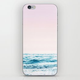 Pink Memories iPhone Skin