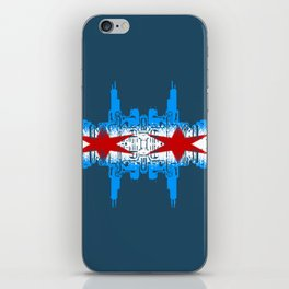 Second City Beat iPhone Skin