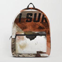I SURVIVED Backpack