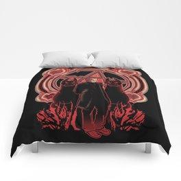 Hells King Comforters