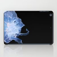 jelly fish iPad Cases featuring Jelly Fish by Kerri Ann Crau