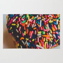 Rainbow Doughnut Rug