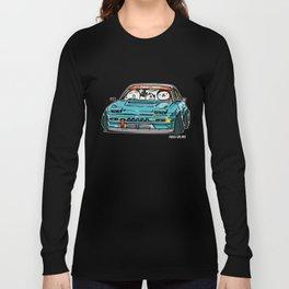 Crazy Car Art 0156 Long Sleeve T-shirt