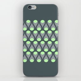 Droplets 3 iPhone Skin
