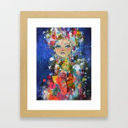 Compassionate Dreamer Framed Art Print