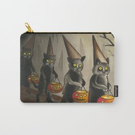 Halloween Cats Carry-All Pouch