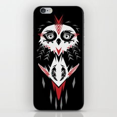 American Indian owl iPhone & iPod Skin