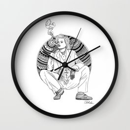 F*** The Patriarchy Wall Clock